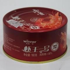 人高一等 虾王一号 麻辣对虾160g