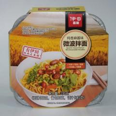 伊田面馆 微波拌面 纯香麻酱味 230g
