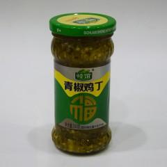 恒谊 青椒鸡丁260g