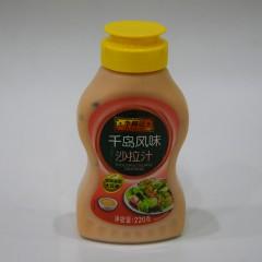 李锦记 千岛风味 沙拉汁220g