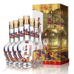 老西凤 铂金版 52%vol 浓香型白酒 500ml