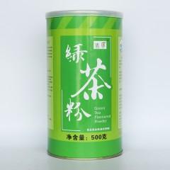 话语绿茶粉500g