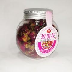 豪品玫瑰花茶55g