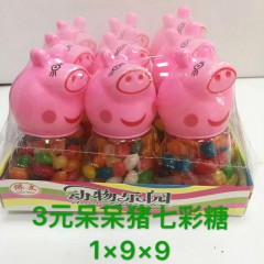 3元呆呆猪