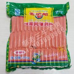 香吧郎烤肠25克 6袋X90支箱