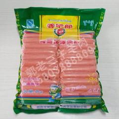 香吧郎烤肠55克 6袋X42支箱