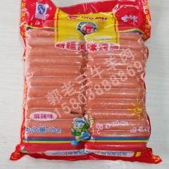 香吧郎麻辣烤肠 6袋X50支箱