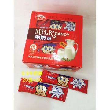0.5元牛奶糖