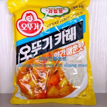 不倒翁咖喱粉微辣1kg*10