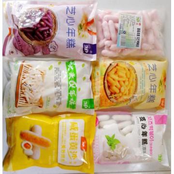 朴先生芝士年糕原味,紫薯,南瓜,草莓,蛋黄,500g*20
