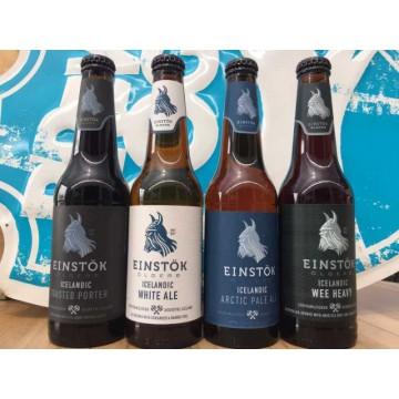 原装进口冰岛无双精酿啤酒四种口味330ml*24整箱