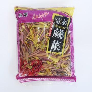 弘丽 清水 蕨菜2.5kg