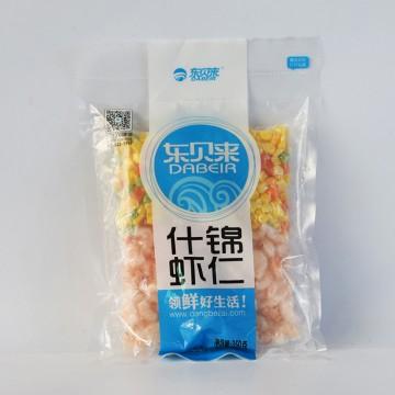 东贝来 什锦虾仁350g