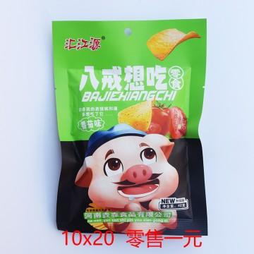汇江源 八戒想吃零食 番茄味 42g (2)