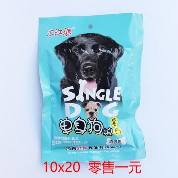 汇江源 单身狗粮薯片 烧烤味 45g (2)