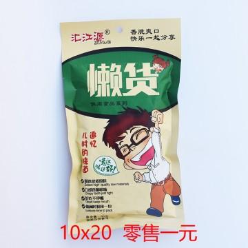 汇江源 懒货 休闲食品系列60g