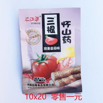 汇江源 三根怀山药 浪漫番茄味42g