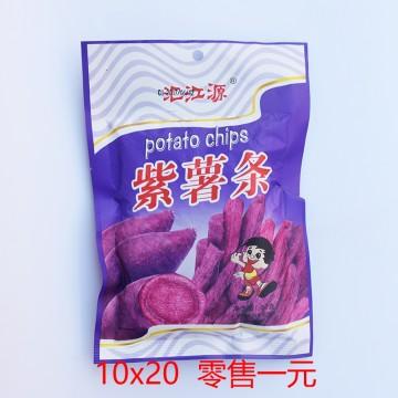 汇江源 紫薯条 50g