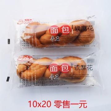 面包软麻花