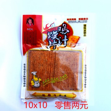 鸡汁馍片100g