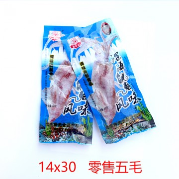 余传龙  深海鱿鱼风味30g