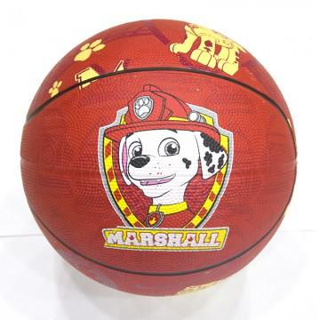 汪汪队B501-2 5#篮球 红