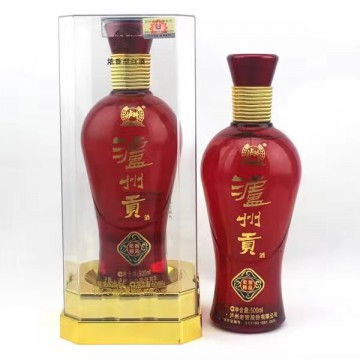 泸州老窖 浓香型白酒 柔和精品 500ml