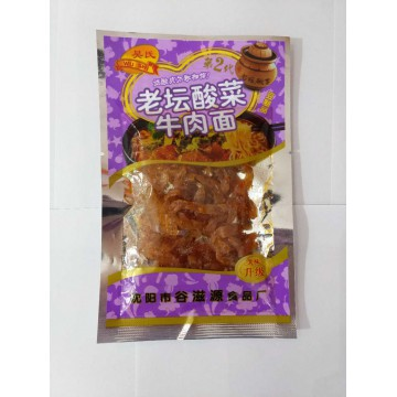 14×30 老坛酸菜牛肉面