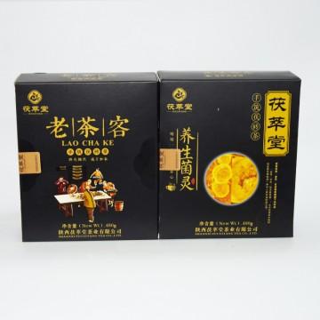 茯萃堂 老茶馆 养生菌灵 480g