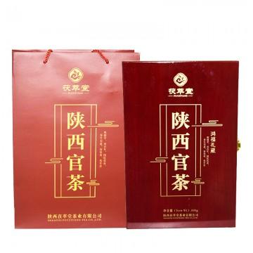 茯萃堂 陕西官茶 鸿福礼藏 960g