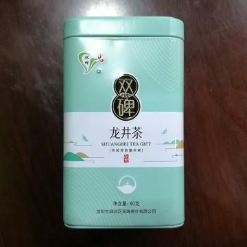 双碑 龙井茶 60g