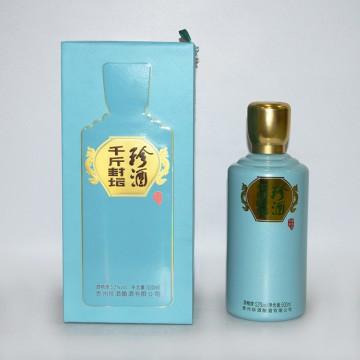 珍酒千斤封坛53度500ml
