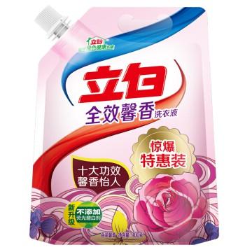 900g立白超洁全效馨香洗护合一洗衣液