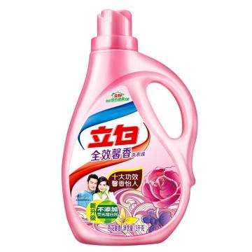 3kg立白全效馨香洗衣液