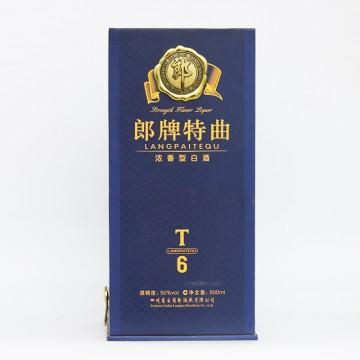 郎牌特曲 浓香型白酒 T6 50度 500ml