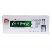 fe生物牙膏 金典牙医 fe生物溶菌复合酶牙膏 早晚二支装