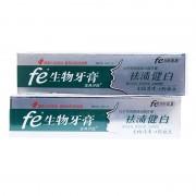 fe生物溶菌复合酶牙膏 去渍健白 fe指数8.8