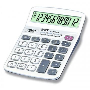 科灵通-K5000A型计算器/十二位/真人语音/商务型