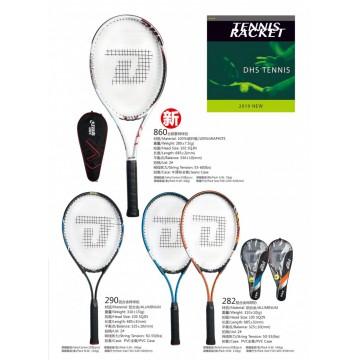 网球拍(全碳素、铝合金)
