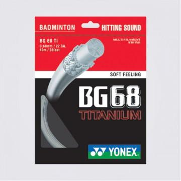 羽毛球线BG68 TITANIUM
