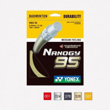 羽毛球线NANOGY 95