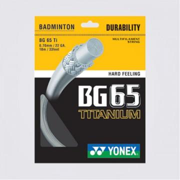 羽毛球BG65 TITANIUM