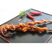 丽日渔舫花枝串