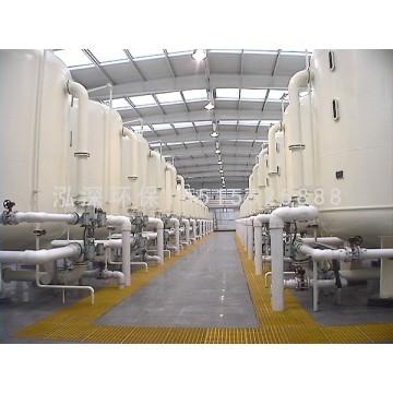 电厂水处理多介质过滤器