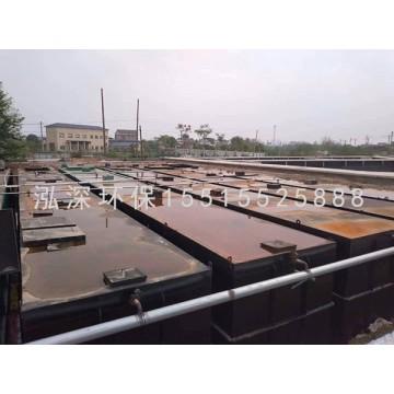 送表乡镇污水处理厂