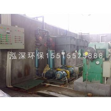 新乡食品厂污水处理