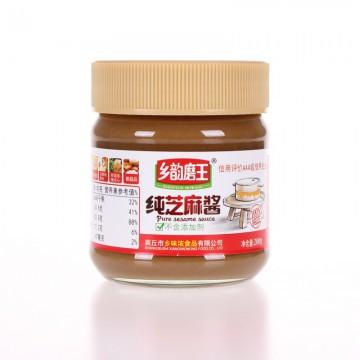 乡韵纯芝麻酱200g 380g