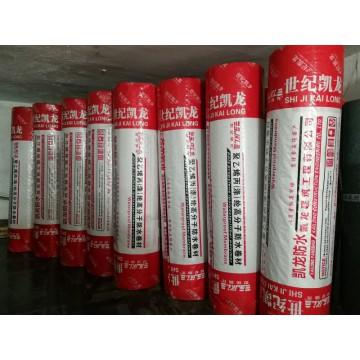 世纪凯龙 聚乙烯丙(涤)纶高分子防水卷材