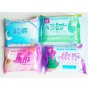 怡荷芦荟湿巾22片装一次性护理湿纸巾湿巾纸 厂家批发