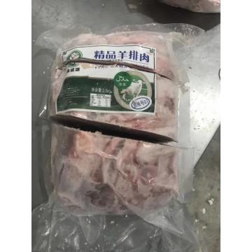 羔羊排肉纯干